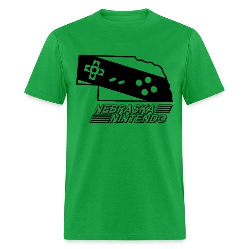 Vintage Design (Black Design) - Men's T-Shirt