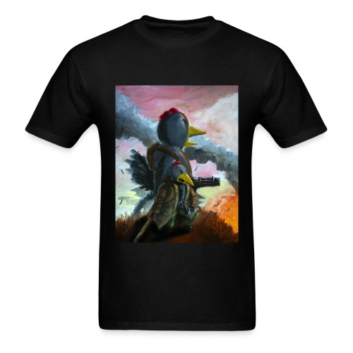 Battle at Thunder Beak - Men's T-Shirt