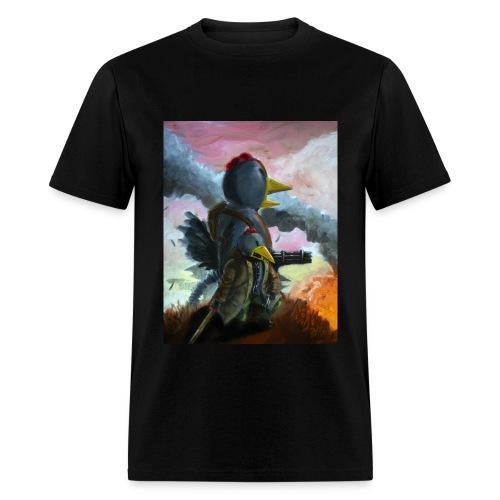 Battle at Thunder Beak - Men's T-Shirt