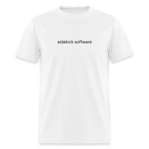 Sidekick Software Logo T-Shirt - Men's T-Shirt