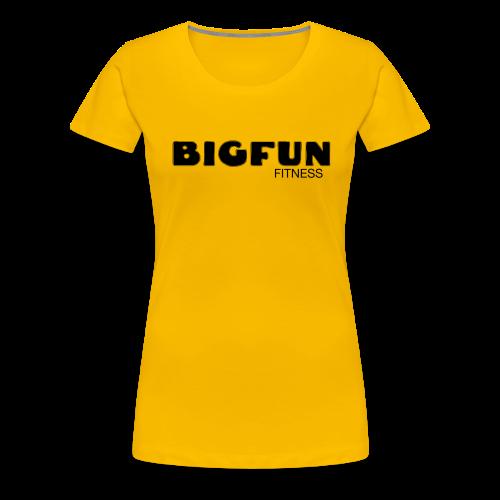 BFF LOGO - Women's T-shirt - Women's Premium T-Shirt