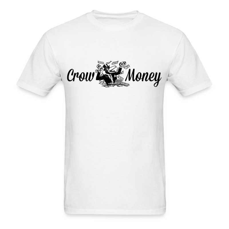 Crow Money - Men's T-Shirt