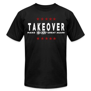 Takeover 16 - Men's Fine Jersey T-Shirt