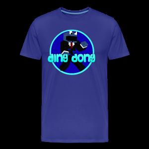 C.J.'s Ding Dong Shirt - Men's Premium T-Shirt