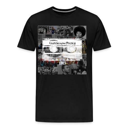 Coupeseason Poetry Men's T-shirt - Men's Premium T-Shirt