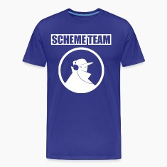 SchemeTeam | Neighborhood Creep |White Print