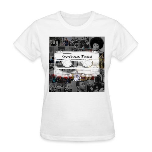 Coupeseason Poetry Women's T-shirt - Women's T-Shirt