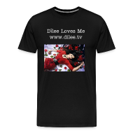 T-Shirts ~ Men's Premium T-Shirt ~ Coral Mermaid - Mens Dīlee Loves Me www.dilee.tv