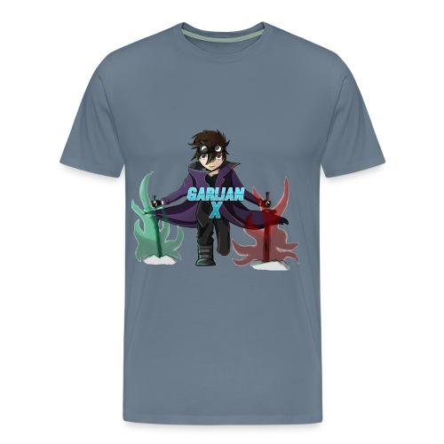 SAO GarlianX T-Shirt - Men's Premium T-Shirt