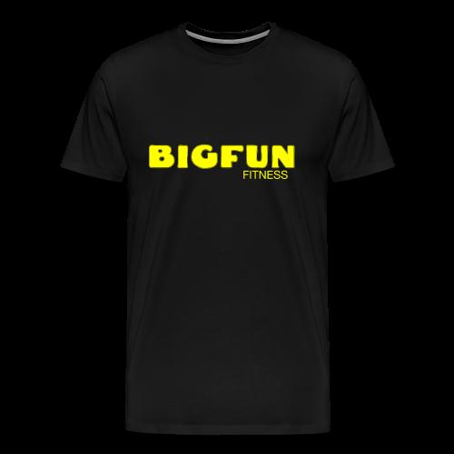 BFF LOGO - Men's T-shirt - Up to 5X - Men's Premium T-Shirt