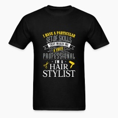Hair Stylist Professional T-Shirts