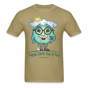 Mother Earth - Happy Earth Day - Men's T-Shirt