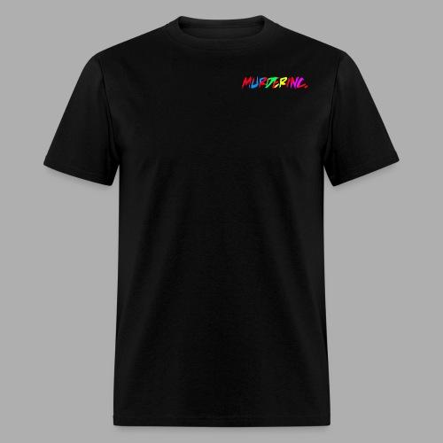 MURDERINC. COLOR - Men's T-Shirt