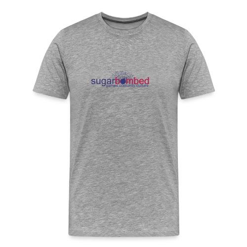 SugarBombed Logo T-Shirt - Men's Premium T-Shirt