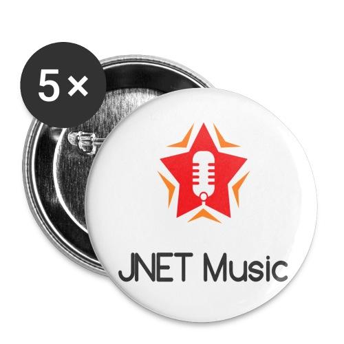 JNET Staff Buttons 1 - PREMIUM - Large Buttons