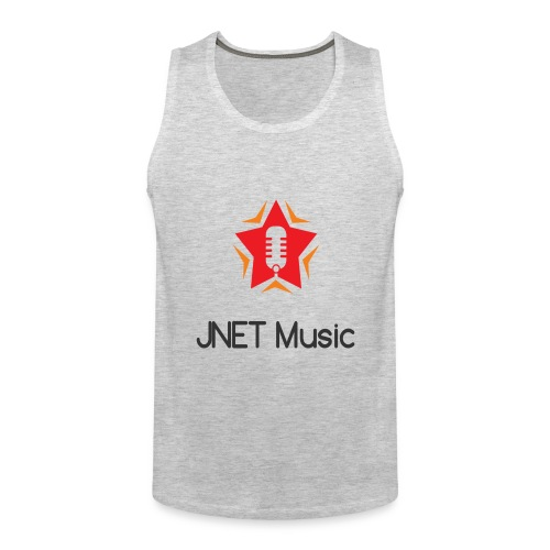 JNET Staff Tank Top - PREMIUM MENS - Men's Premium Tank