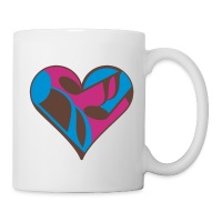 Music Note Heart - Coffee/Tea Mug
