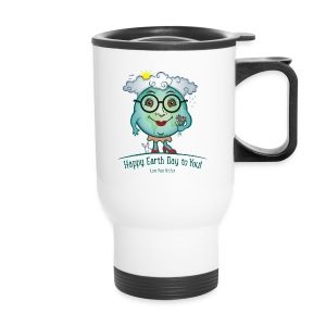 Mother Earth - Happy Earth Day - Travel Mug