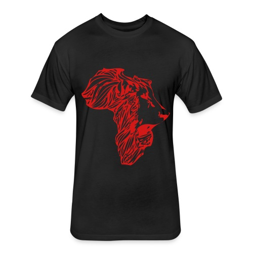 Homeland Men's Graphic Tee - Fitted Cotton/Poly T-Shirt by Next Level