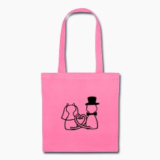 wedding cat 1 Bags & backpacks
