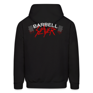 BARBELL SLAYER - Men's Hoodie