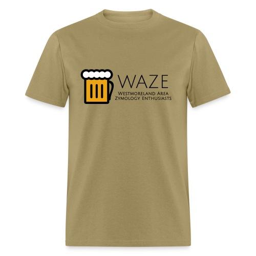 WAZE T-Shirt - Men's T-Shirt