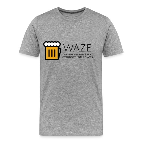 WAZE Premium T-Shirt - Men's Premium T-Shirt