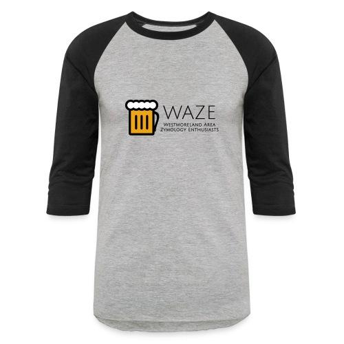 WAZE Baseball Shirt - Baseball T-Shirt