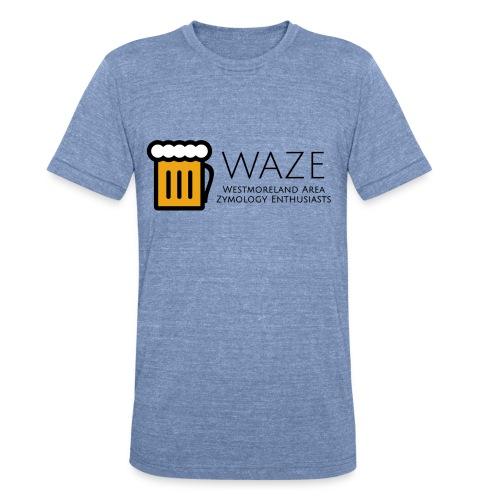 WAZE Unisex T-Shirt - Unisex Tri-Blend T-Shirt