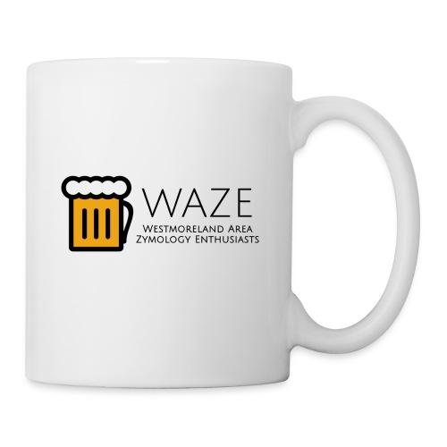 WAZE Mug - Coffee/Tea Mug