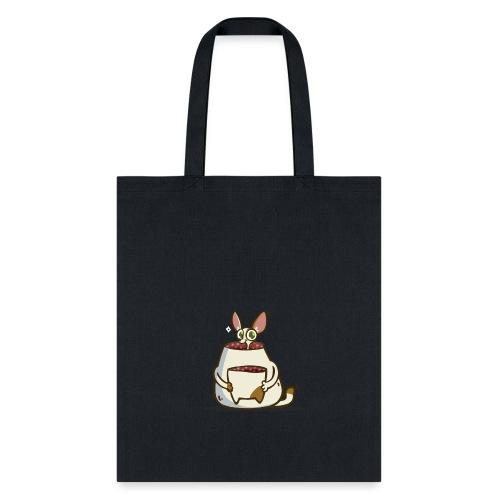 NotAcat — Friday Cat №49 - Tote Bag