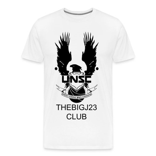 thebigj23 club t-shirts - Men's Premium T-Shirt