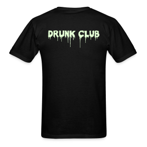 Drunk Club - Men's T-Shirt