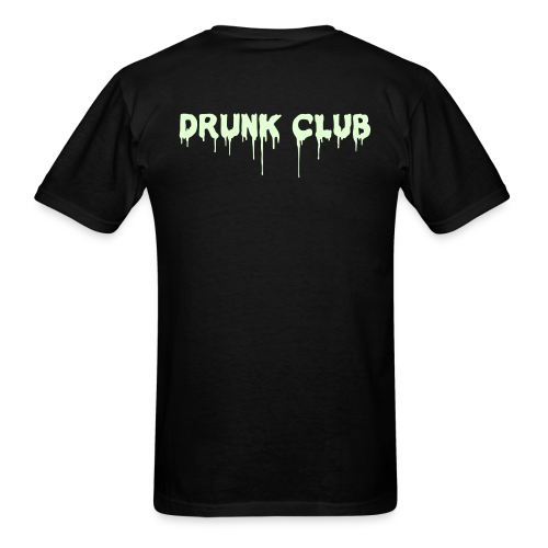 Drunk Club - Men's T-Shirt