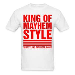King of Mayhem Style - Men's T-Shirt