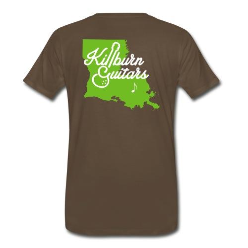 Killburn Guitars Louisiana Tee - Men's Premium T-Shirt