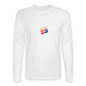 Spartan White longsleeve shirt - Men's Long Sleeve T-Shirt