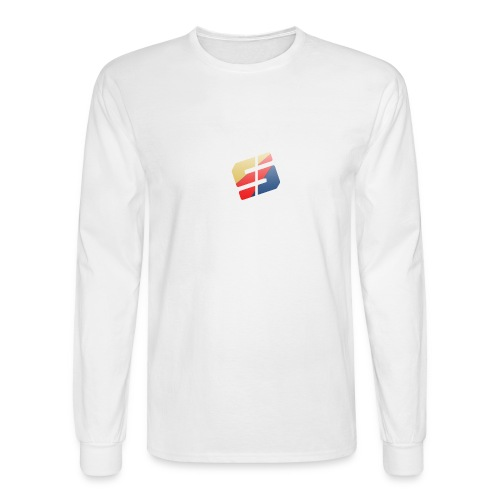 Spartan White longsleeve shirt - Men's Long Sleeve T-Shirt