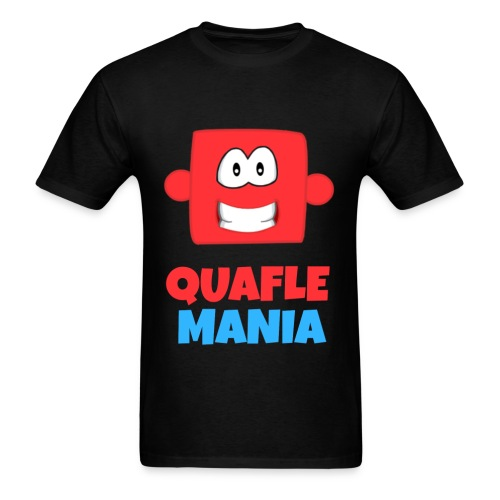 Quafle Mania: Red Quafle Men T-Shirt - Men's T-Shirt