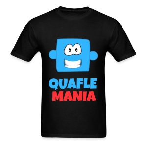 Quafle Mania: Blue Quafle Men T-Shirt - Men's T-Shirt