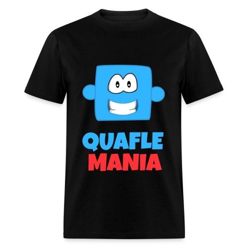 Quafle Mania: Blue Quafle Men T-Shirt - Men's T-Shirt