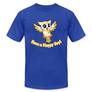 Flappy Day - Unisex Shirt - Men's Fine Jersey T-Shirt