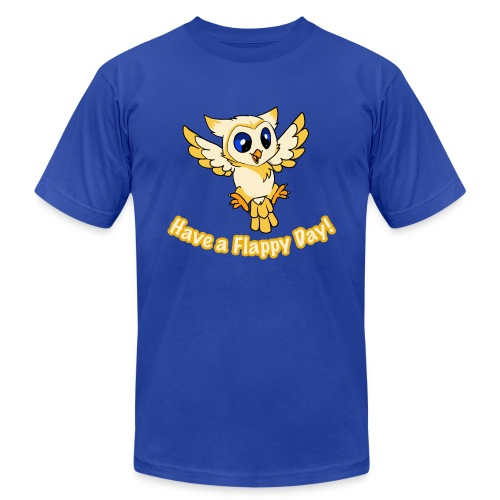 Flappy Day - Unisex Shirt - Men's Fine Jersey T-Shirt
