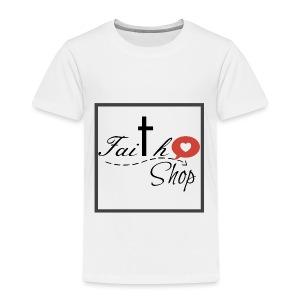 Shop Logo  - Toddler Premium T-Shirt