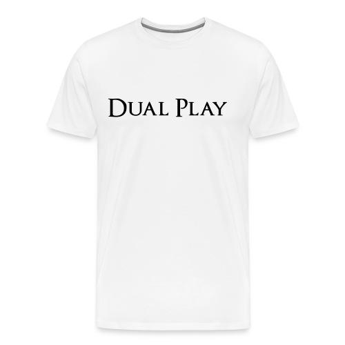 (NEW!)Dual Play Dark Series Mens Premium T-Shirt! - Men's Premium T-Shirt