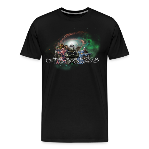 Cityboy1298 Male Tee - Men's Premium T-Shirt