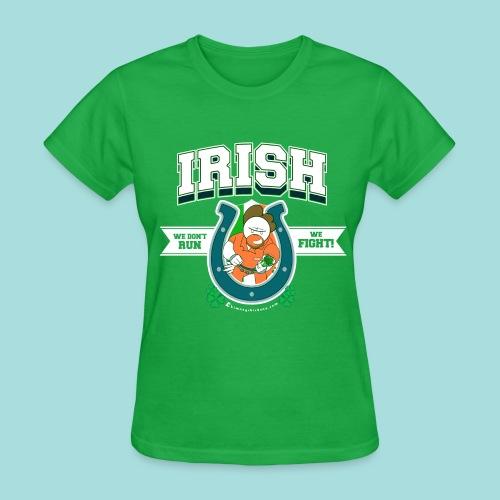 Irish - Women's Tee - Women's T-Shirt
