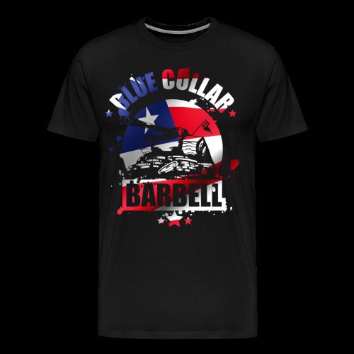 BCB Flag Shirt - Men's Premium T-Shirt