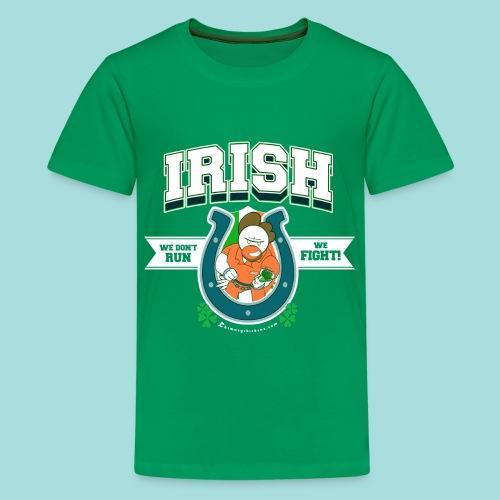 Irish - Kid's Tee - Kids' Premium T-Shirt