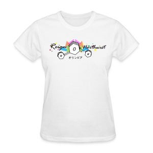 Reign Northwest Women's Tee White - Women's T-Shirt